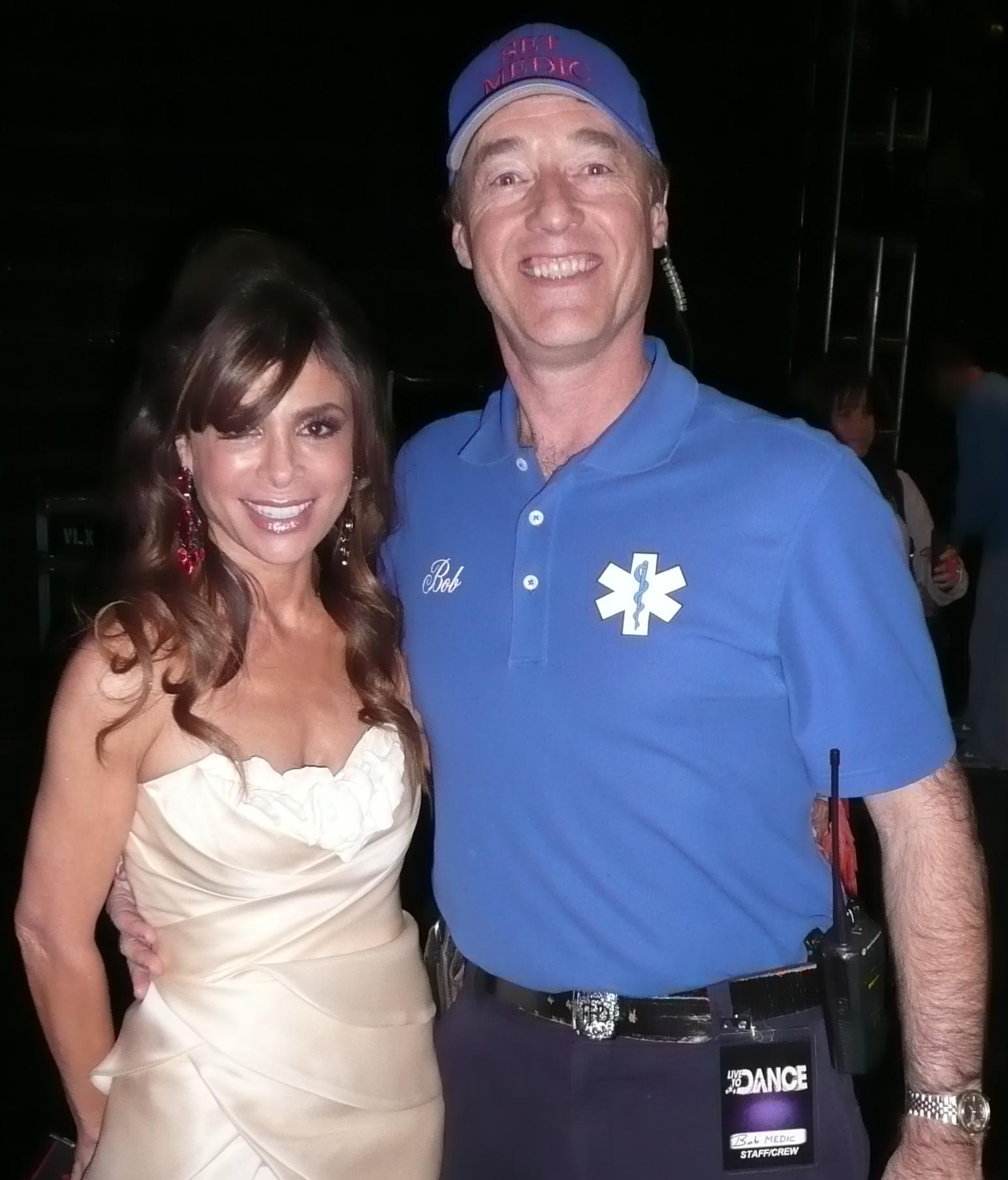 CPR Los Angeles Paula Abdul